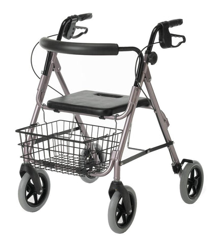 Medline Guardian Rollator Walker at PRO2 Medical Equipment in Lubbock TX