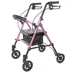Deluxe Rollator Walker from PRO2 Medical Equipment in Lubbock Texas