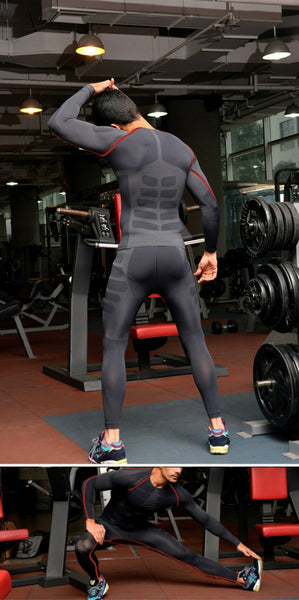 Men's Leggings for Lifting Weights and Workouts Gym Wear at PRO2 Medical