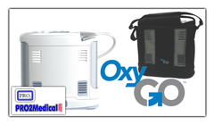 Shop OxyGo Portable Oxygen Concentrator at PRO2 Medical