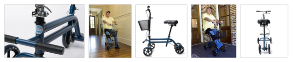 Shop Online Evolution Seated Knee Scooter