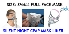 CPAP Mask Small Full Face Liners