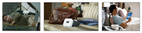 Smallest Lightweight Travel CPAP from Philips Respironics