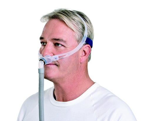 Swift FX CPAP Nasal Pillow Mask for Sleep Apnea Therapy
