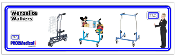 Shop Wenzelite Walkers at PRO2 Medical