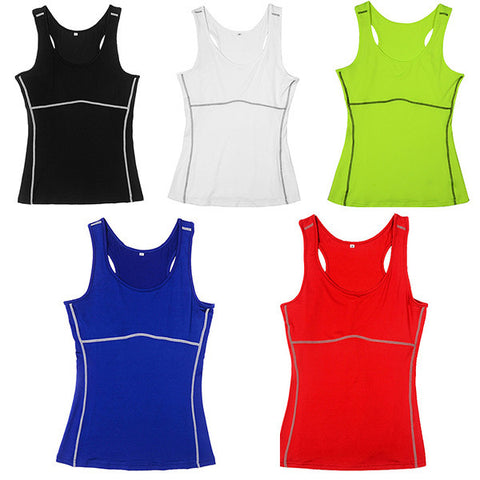 Sportswear for Women, Compression Tops