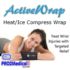 Shop ActiveWrap Hand and Feet Heat and Cold Compress Wraps at PRO2 Medical