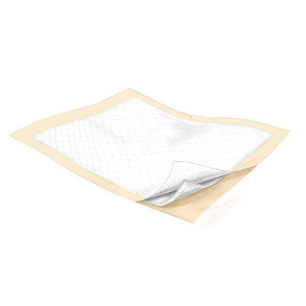 Underpad Wings 30 X 30 Inch Disposable Fluff & Polymer | Covidien #948