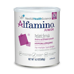 Alfamino Junior Formula 400 Gram Canister Powder | Nestle Nutrition