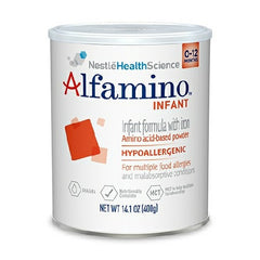 Alfamino Infant Formula 400 Gram Canister Powder | Nestle Nutrition