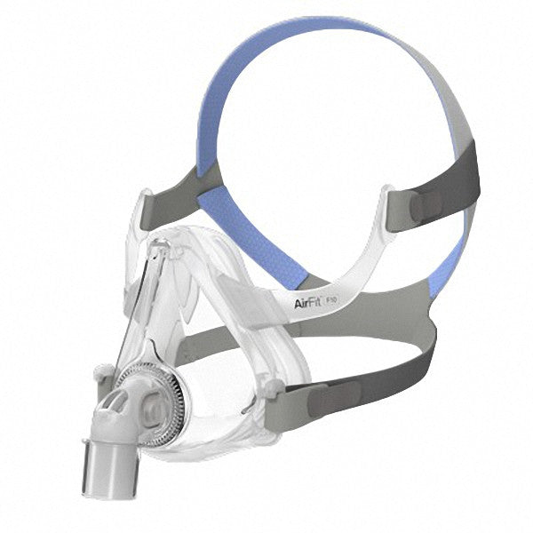 AirFit F10 CPAP Full Face Mask With Headgear | ResMed