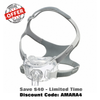 Amara View Full Face CPAP Mask | Philips Respironics