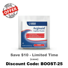 Arginaid Nutritional Drink Powder | Nestle Nutrition