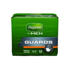 Depend Incontinence Guards for Men | Depend