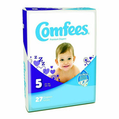 Comfees Size 5 Baby Diaper Tab Closure Disposable | Comfees #CMF-5