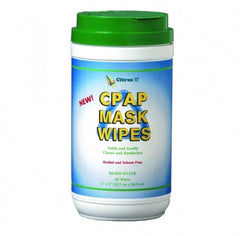 CPAP Mask Cleaner Wipes - 62 Count