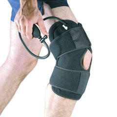 Cold Compression Therapy Wraps for Knee Pain | BodyMed
