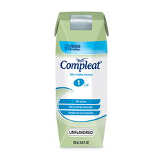 COMPLEAT Unflavored 4ea 250 mL | Nestle Nutrition