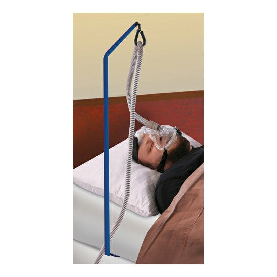 CPAP Tube Support Holder Keeps CPAP Tubing Up