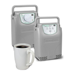 EasyPulse 3 and 5 Liter Portable Oxygen POC Concentrators | Precision Medical