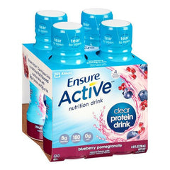 Ensure Active Clear Protein Drink | Abbott Nutrition #56500