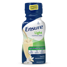 Ensure Active Light Nutrition Shake | Abbott Nutrition #64123