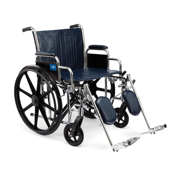 Extra-Wide Wheelchairs, 500 lb Capacity