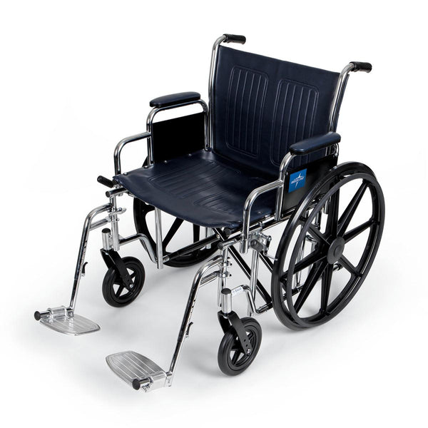 Extra-Wide Wheelchairs, 500 lb Capacity - PRO2 Medical Equipment Lubbock