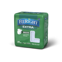 FitRight Extra Discreet Briefs