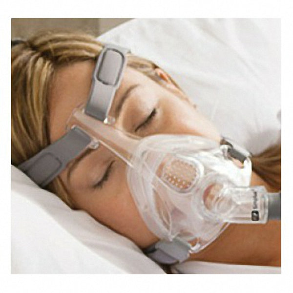 Simplus CPAP Full Face Mask With Headgear | Fisher & Paykel