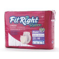 FitRight Incontinent Liners