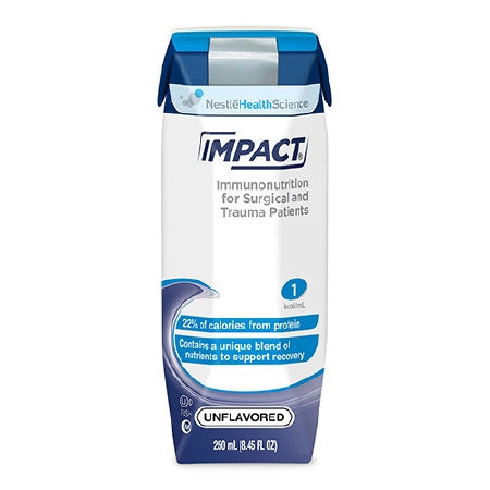 IMPACT Nutritional Tube Feeding Formula | Nestle Nutrition
