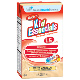 Boost Kid Essentials 1.5 Tetra Brik 27ea/case 8 fl oz | Nestle Nutrition - PRO2 Medical Equipment Lubbock