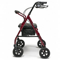 Bariatric Walkabout ConTour Four-Wheel Imperial Rollator | Lumex