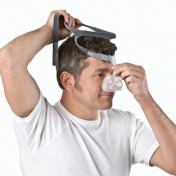 Mirage FX CPAP Nasal Mask With Headgear | ResMed