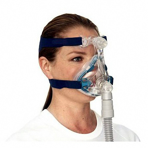 Mirage Quattro CPAP Full Face Mask With Headgear | ResMed