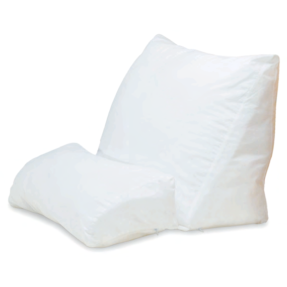 Multipurpose Flip Bed Wedge Pillow | Contour Pillow