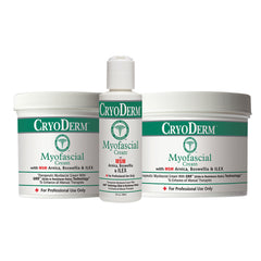 Myofascial Cream and Ointment | CryoDerm