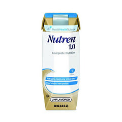 Nutren 1.0 Vanilla Oral Supplement or Tube Feeding | Nestle Nutrition