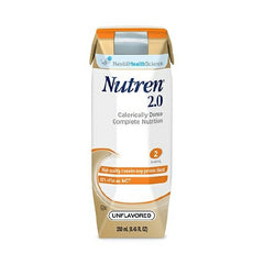 Nutren 2.0 Vanilla Oral Supplement or Tube Feeding | Nestle Nutrition