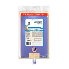NUTREN JUNIOR Pediatric Tube Feeding Formula 1000 mL SpikeRight PLUS UltraPak | Nestle