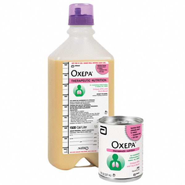 Oxepa Therapeutic Nutrition | Abbott Nutrition