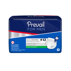 Prevail Underwear for Men Adult Absorbent Disposable Briefs | Prevail