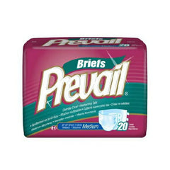 Prevail Adult Disposable Heavy Absorbency Briefs | Prevail