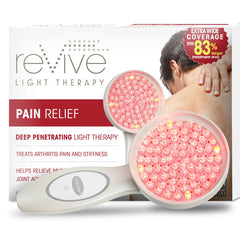 Pain Relief LED Light Therapy dpl Nuve Professional Series | reVive