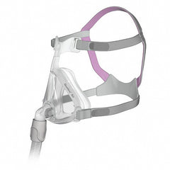 Quattro Air for Her CPAP Full Face Mask With Headgear | ResMed