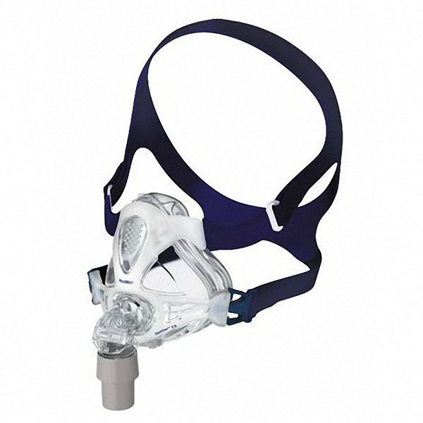 Quattro FX Full Face CPAP Mask With Headgear | ResMed