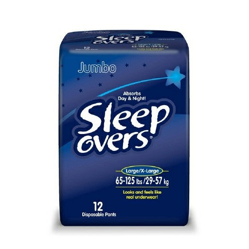 Sleep Overs Youth Absorbent Underwear Pants | Prevail