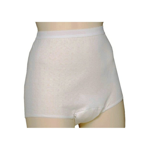 Men's or Women's Reusable Washable Cotton Briefs | Salk #SLK67800