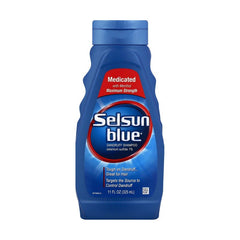 Dandruff Shampoo, 11 oz. Bottle Scented | Selsun Blue